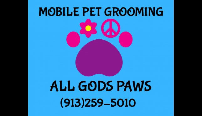 All Gods Paws Mobile Grooming Llc