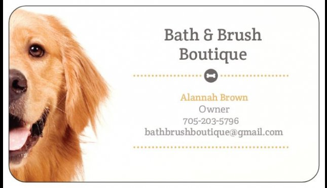 Bath and Brush Boutique