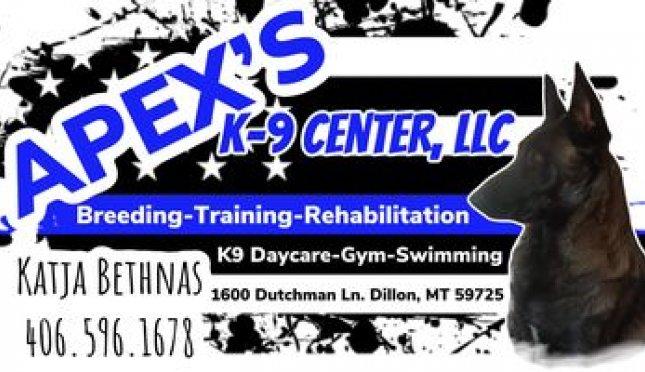 Apex´s K-9 Center LLC